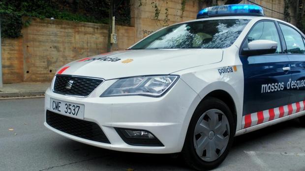 Imagen de archivo de un vehículo policial