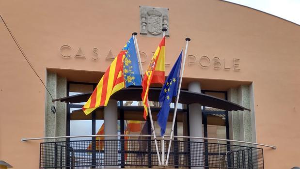 Edficio del Ayuntamiento del municipio valenciano de Massalfassar
