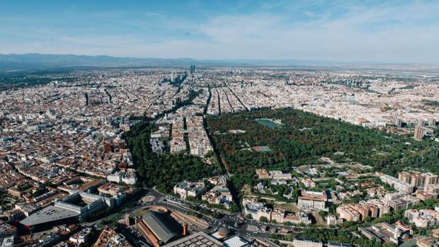 La «mancha» de la zona que aspira a ser Patrimonio de la Unesco deja su huella inequívoca sobre la ciudad