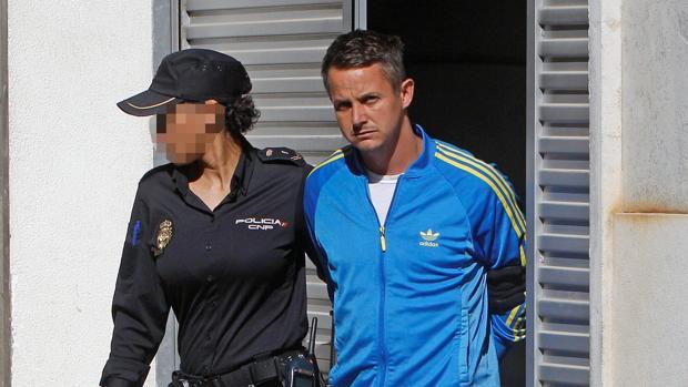 Imagen del británico detenido por la muerte de un compatriota en Benidorm