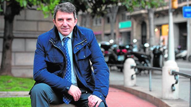 José Domingo, presidente de Impulso Ciudadano