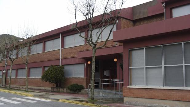 Una imagen de la fachada del instituto