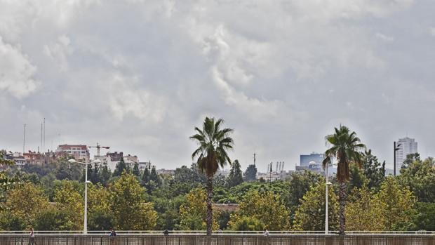 Las lluvias llegan a la costa sur de Valencia y al norte de Alicante esta semana