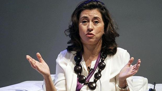 La expresidenta de Paradores de España, Ángeles Alarcó
