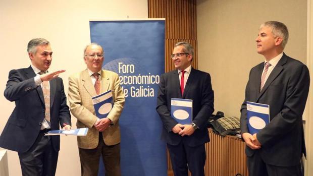 Los economistas del Foro Económico de Galicia