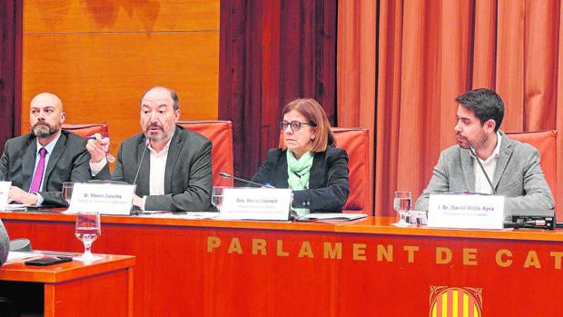 Una comisión parlamentaria sobre la CCMA