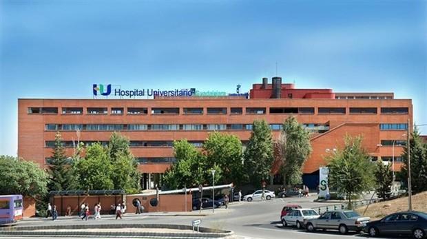 Hospital General de Guadalajara, donde fue trasladado el herid