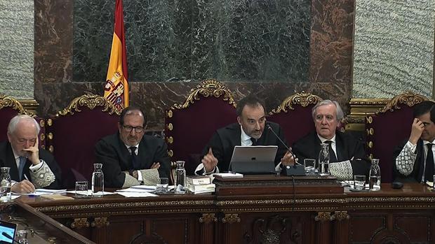 Manuel Marchena, presidente del tribunal