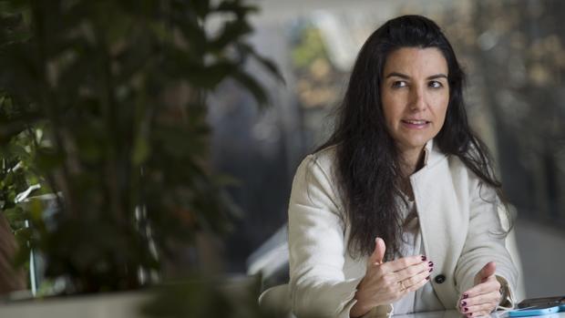 Rocío Monasterio, el rostro de Vox en Madrid