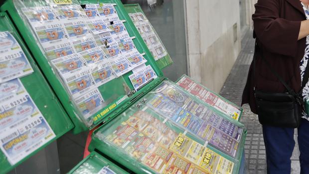 Imagen de archivo de un punto de venta de cupones