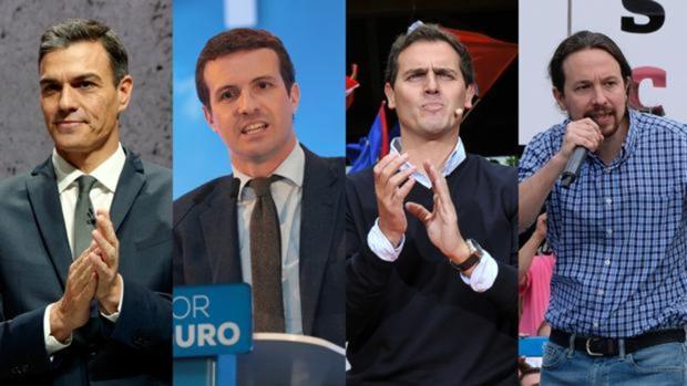 Un debate electoral con el guion de una semifinal de la Champions