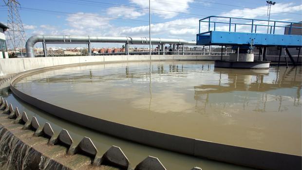 Estación de Depuración de Aguas Residuales en Paterna