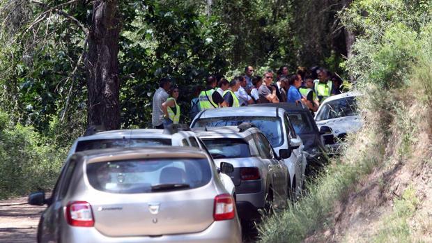 El cadáver del agente apareció en un maletero en el pantano de Foix en mayo de 2017