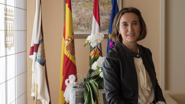 Cuca Gamarra: «En el PP hay muchos matices, pero remamos en la misma dirección»