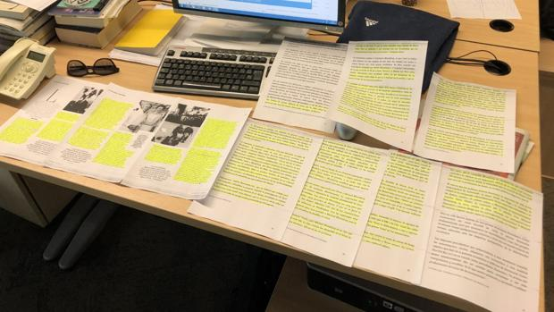El doctor por la UCJC que copiaba a los periodistas: plagió artículos de «El País» y «XL Semanal»
