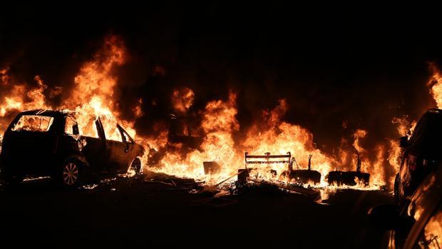 Mandos de Mossos y Policía: «Esto es una rebelión»