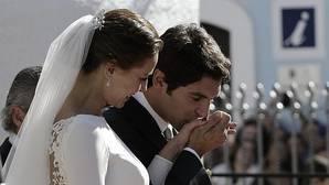 Amigos y familiares, testigos directos de la boda de Cayetano Rivera y Eva González