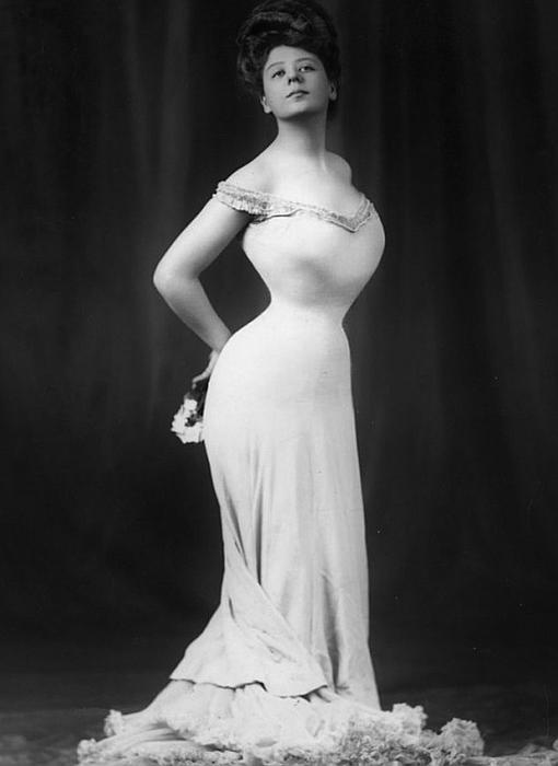 Modelo de principios del siglo XX
