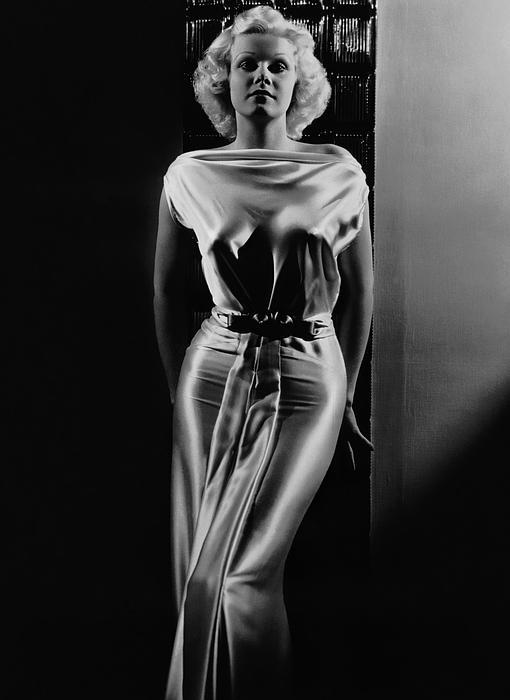 Jean Harlow en los años 30