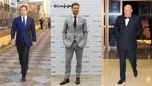 Los 50 hombres más elegantes de España (I)