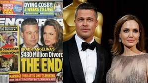 Angelina Jolie y Brad Pitt podrían haber iniciado su proceso de divorcio