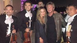 Kate del Castillo y Sean Penn se fueron de fiesta tras entrevistar a «El Chapo»