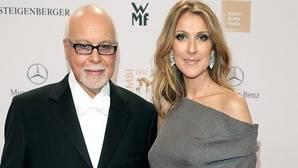 Muere de cáncer el marido de Céline Dion