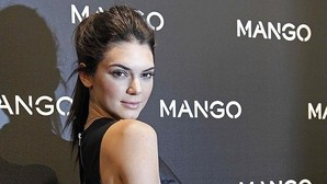 Kendall Jenner y Andrés Velencoso, lo que Mango ha unido…
