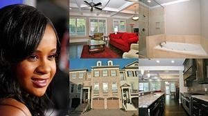 La casa donde Bobbi Kristina Brown apareció bocabajo en la bañera se vende por 430.000 euros