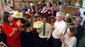 Cumbre de mandatarios para el cumpleaños de Vargas Llosa