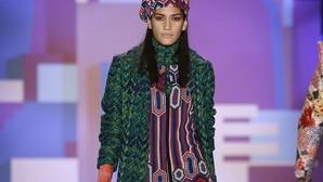 Propuesta presentada por Desigual en la Semana de la Moda de Nueva York