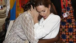 Angelina Jolie: «Nunca quise tener un bebé ni pensé en ser madre»