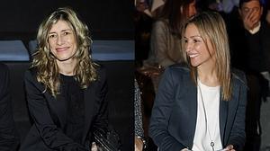 La novia de Albert Rivera y la mujer de Pedro Sánchez disfrutan de la moda española