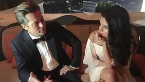 ¿Brad Pitt infiel a Angelina con Selena Gomez?