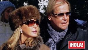 Norma Duval y Matthias Kühn se dan una nueva oportunidad tras anular su boda