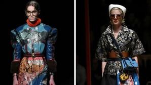 La rivalidad de Prada y Gucci
