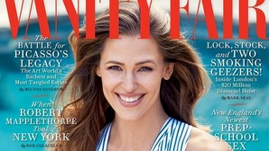 Jennifer Garner en la portada de Vanity Fair