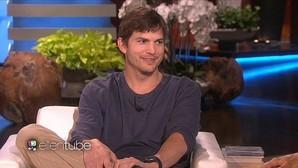 Ashton Kutcher cuenta cómo fue su boda secreta con Mila Kunis