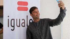 Ricky Martin se suma a la causa por la aprobación del matrimonio homosexual en Chile