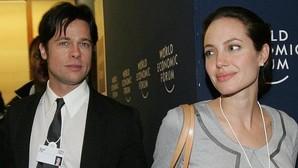 Angelina Jolie zanja los rumores sobre su supuesto divorcio con Brad Pitt