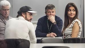 Lara Álvarez y Fernando Alonso: ruptura entre sospechas de deslealtad