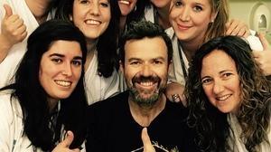 Pau Donés comparte en Facebook la noticia más esperada: «Estoy libre de cáncer»