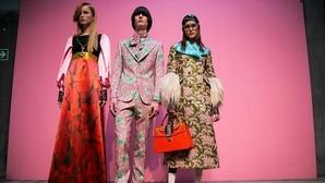 Gucci desfilará unisex