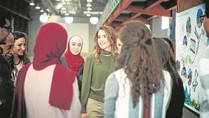 Rania de Jordania, alma de la primavera árabe de la moda