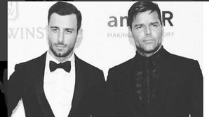 El novio de Ricky Martin: sirio, musulmán y sueco