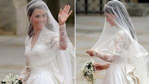 El vestido de novia de Kate Middleton, a juicio