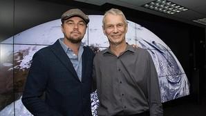 La guerra de Leo DiCaprio contra el cambio climático le lleva a la NASA