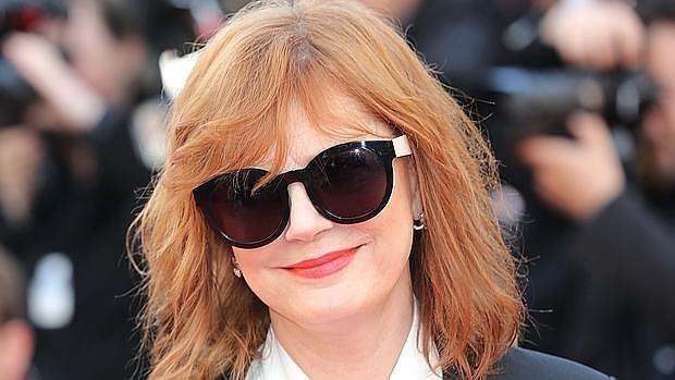 Susan Sarandon en el Festival de Cannes