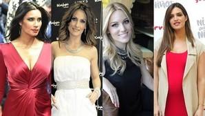 Estas son las mujeres de los futbolistas más sexys y con más estilo, según los españoles