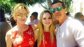 Melanie Griffith celebra su divorcio con Antonio Banderas